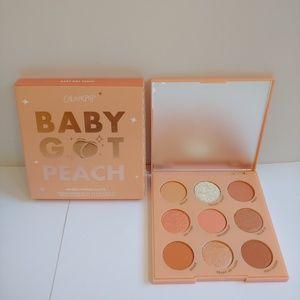 Colourpop Baby Got Peach Eyeshadow Palette